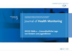 Journal of Health Monitoring