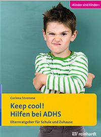 Cover vom Buch Keep Cool - Kind mit ADHS