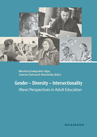 Titelseite des Buches: Gender – Diversity – Intersectionality