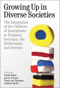 Titelseite des Buches: Growing up in Diverse Societies