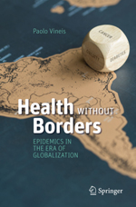 Titelseite des Buches: Health Without Borders