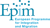 Logo: Epim – European Programme for Integration and Migration
