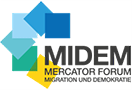 Logo: Mercator Forum Migration und Demokratie (MIDEM)